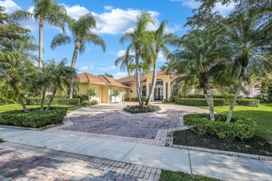 10802 Egret Pointe Lane, West Palm Beach, FL 33412 - #: RX-10480971