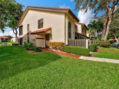 10423 S Circle Lake Drive UNIT 201, Boynton Beach, FL 33437 - MLS#: RX-10481005