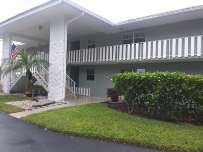 5550 N Ocean Boulevard UNIT 108, Ocean Ridge, FL 33435 - MLS#: RX-10481017