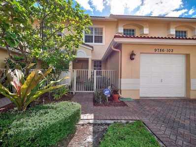 9786 Midship Way UNIT 102, West Palm Beach, FL 33411 - #: RX-10481045