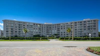 2851 S Ocean Boulevard UNIT 0215, Boca Raton, FL 33432 - MLS#: RX-10481050