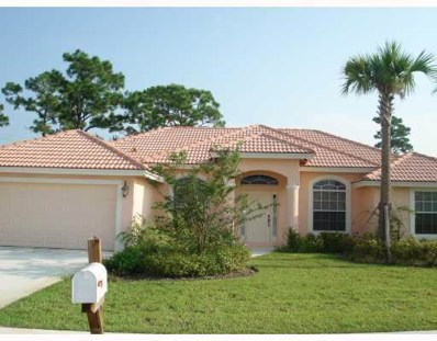 158 SW Fernleaf Trail, Port Saint Lucie, FL 34953 - MLS#: RX-10481084