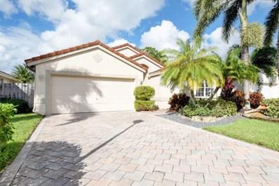 8889 Harrods Drive, Boca Raton, FL 33433 - MLS#: RX-10481125