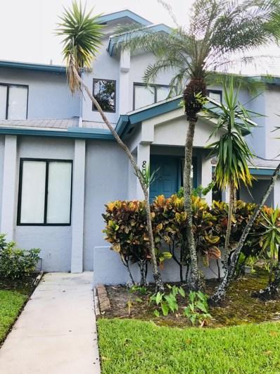 808 Harbour Pointe Way UNIT 808, Greenacres, FL 33413 - MLS#: RX-10481142