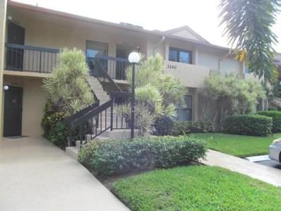 3240 Perimeter Drive UNIT 1922, Greenacres, FL 33467 - MLS#: RX-10481154