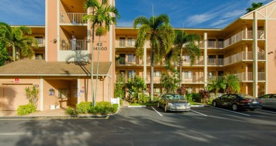 14500 Stirling Way UNIT 106, Delray Beach, FL 33446 - MLS#: RX-10481176