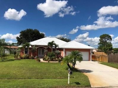 632 SW Addie Street, Port Saint Lucie, FL 34983 - MLS#: RX-10481185
