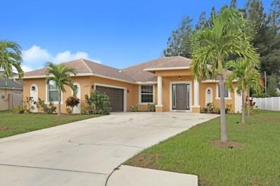 6650 NW Omega Road, Port Saint Lucie, FL 34983 - MLS#: RX-10481265