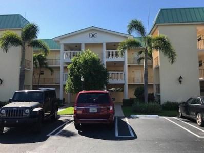 30 Colonial Club Drive UNIT 201, Boynton Beach, FL 33435 - MLS#: RX-10481285