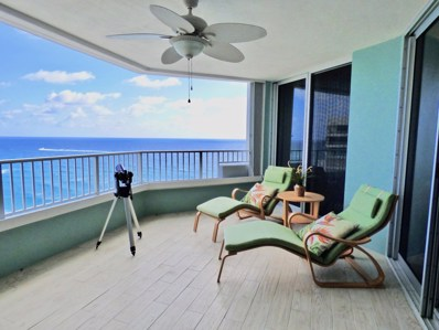 5200 N Ocean Drive UNIT 1503, Singer Island, FL 33404 - MLS#: RX-10481309