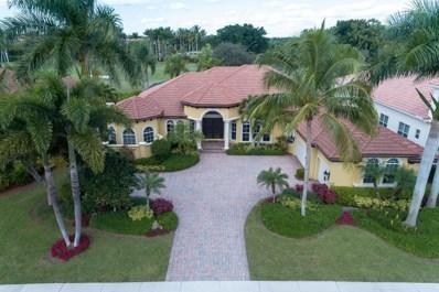 7517 Hawks Landing Drive, West Palm Beach, FL 33412 - #: RX-10481336