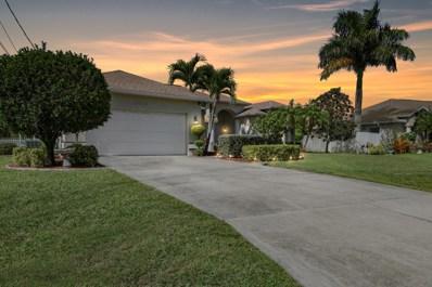 5794 NW Zinnia Street, Port Saint Lucie, FL 34986 - #: RX-10481414