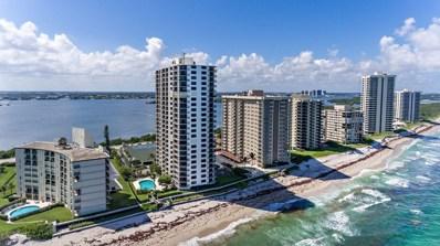 5420 N Ocean Drive UNIT 206, Riviera Beach, FL 33404 - MLS#: RX-10481472