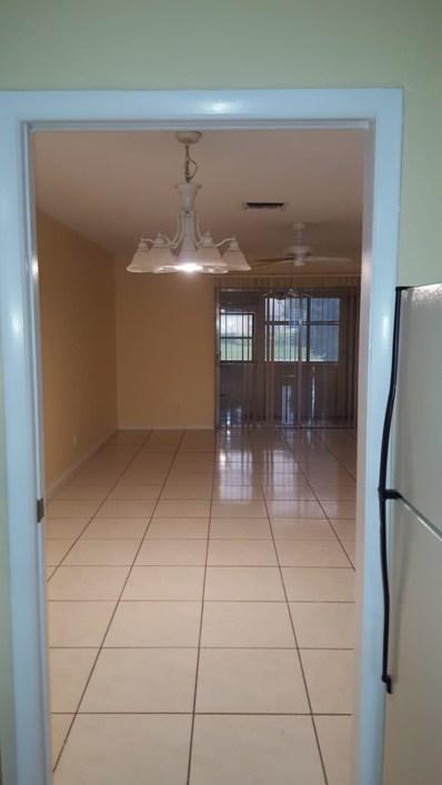 2853 W Crosley Drive UNIT C, West Palm Beach, FL 33415 - MLS#: RX-10481473
