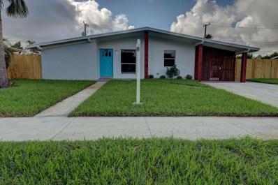 1414 W Branch Street, Lantana, FL 33462 - MLS#: RX-10481482