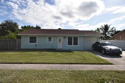 4633 Poseidon Place, Lake Worth, FL 33463 - MLS#: RX-10481484