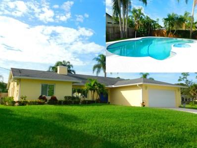 2172 SW Tampico Street, Port Saint Lucie, FL 34953 - MLS#: RX-10481514