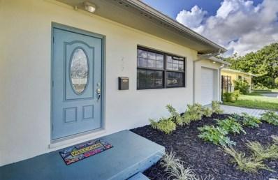 722 Greenbriar Drive, Lake Park, FL 33403 - MLS#: RX-10481595