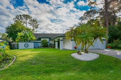 2002 SW Jaguar Avenue, Port Saint Lucie, FL 34953 - MLS#: RX-10481654