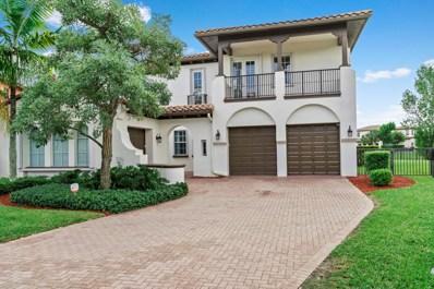 10988 NW 80th Manor, Parkland, FL 33076 - #: RX-10481708