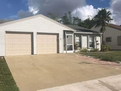 5167 Canal Circle S, Lake Worth, FL 33467 - MLS#: RX-10481727