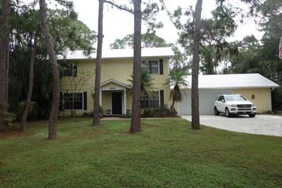 15612 78th Drive N, West Palm Beach, FL 33418 - MLS#: RX-10481733