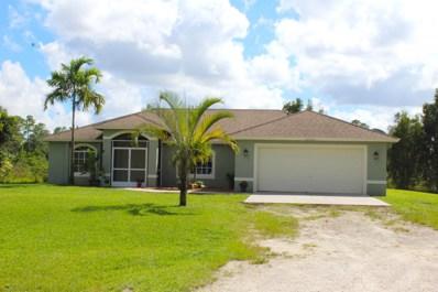 13590 76th Road N, West Palm Beach, FL 33412 - MLS#: RX-10481793