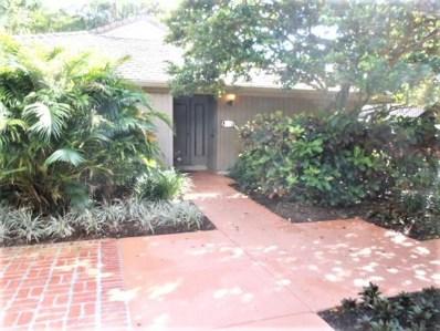 7093 Rain Forest Drive UNIT B-5, Boca Raton, FL 33434 - MLS#: RX-10481810