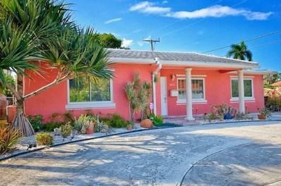 5011 S Olive Avenue, West Palm Beach, FL 33405 - MLS#: RX-10481811