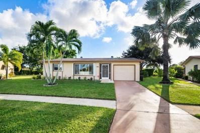 14728 Shadow Wood Lane, Delray Beach, FL 33484 - MLS#: RX-10481822