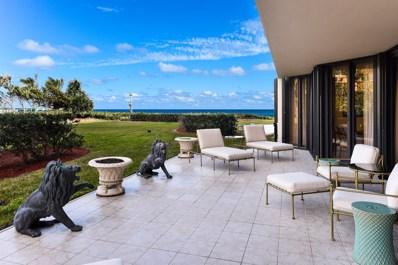 3100 S Ocean Boulevard N UNIT 105, Palm Beach, FL 33480 - MLS#: RX-10481842