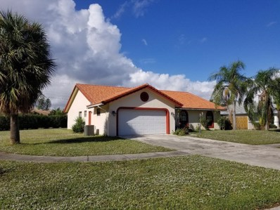 8201 Ranger Trail, Boca Raton, FL 33487 - MLS#: RX-10481846