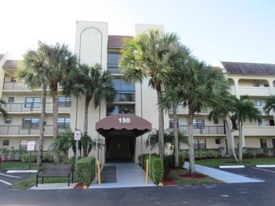 150 Lake Nancy Lane UNIT 222, West Palm Beach, FL 33411 - MLS#: RX-10481859