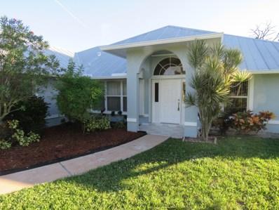 1518 SE Portillo Road, Port Saint Lucie, FL 34952 - #: RX-10481908