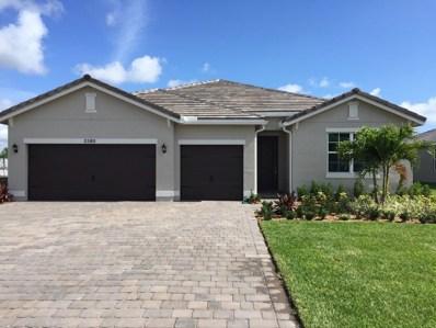 2580 SW Berry Park Circle, Palm City, FL 34990 - MLS#: RX-10481918
