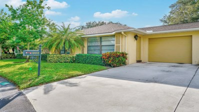 9935 Papaya Tree Trail UNIT A, Boynton Beach, FL 33436 - #: RX-10481988