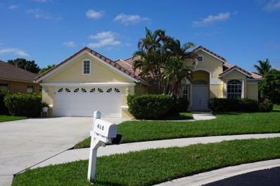 468 SW Rosewood Cove, Port Saint Lucie, FL 34986 - MLS#: RX-10482018