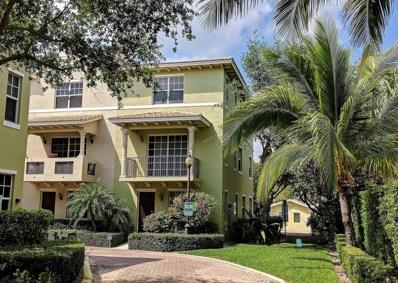 219 N L Street UNIT 112, Lake Worth, FL 33460 - MLS#: RX-10482057