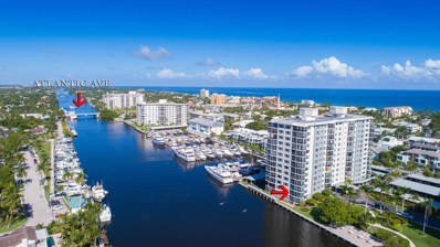 200 MacFarlane Drive UNIT N-201, Delray Beach, FL 33483 - #: RX-10482060