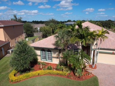 3411 SE Bevil Avenue, Port Saint Lucie, FL 34984 - MLS#: RX-10482078