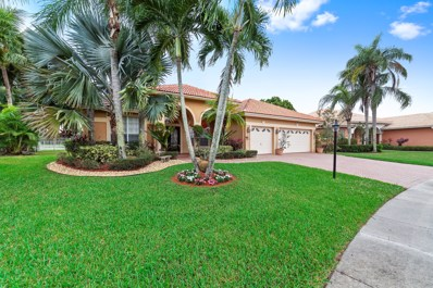 12271 Rockledge Circle, Boca Raton, FL 33428 - MLS#: RX-10482206