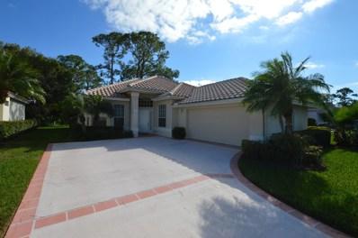 8546 Belfry Place, Port Saint Lucie, FL 34986 - MLS#: RX-10482219