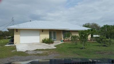 424 E Weatherbee Road, Fort Pierce, FL 34982 - MLS#: RX-10482331