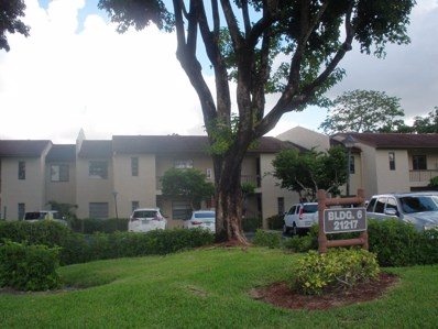 21217 Lago Circle UNIT 6g, Boca Raton, FL 33433 - MLS#: RX-10482345
