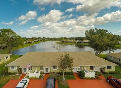 8827 Rheims Road UNIT B, Boca Raton, FL 33496 - MLS#: RX-10482376