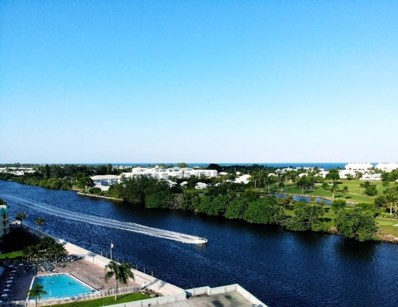 25 Colonial Club Drive UNIT 201, Boynton Beach, FL 33435 - #: RX-10482394