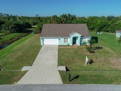 4498 SW Attlee Street, Port Saint Lucie, FL 34953 - MLS#: RX-10482497