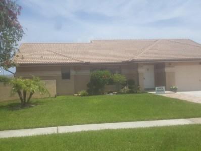 9460 El Clair Ranch Road, Boynton Beach, FL 33437 - MLS#: RX-10482510
