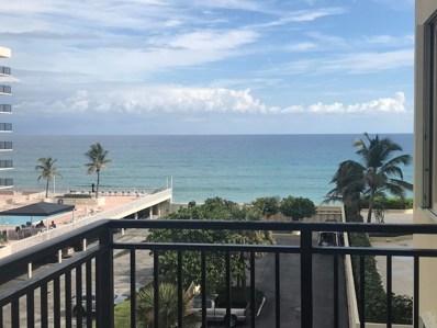 3475 S Ocean Boulevard UNIT 415, Palm Beach, FL 33480 - MLS#: RX-10482561