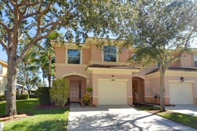349 River Bluff Lane, Royal Palm Beach, FL 33411 - #: RX-10482565